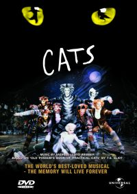 Cover Musical - Cats [DVD]